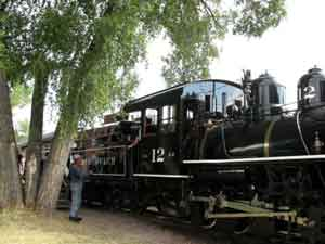 # 12 Steam Engine