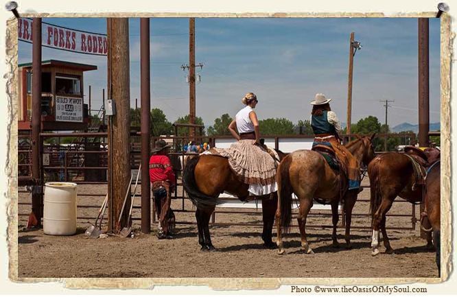 Three Forks Rodeo